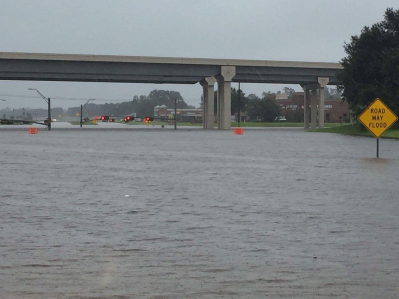 Photo of New Territory in Sugar Land, Intersection at Highway 90 and 99