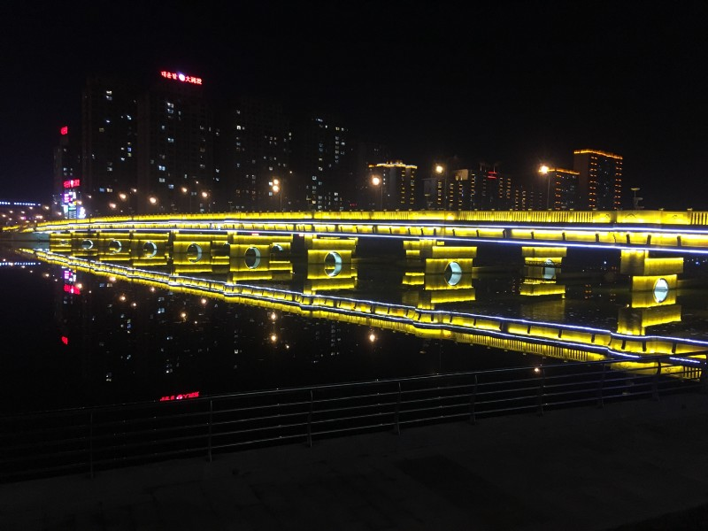 Photo of bridge in Yanji