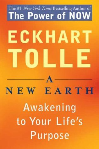 """Image of Eckhart Tolle's """"A New Earth"""""""
