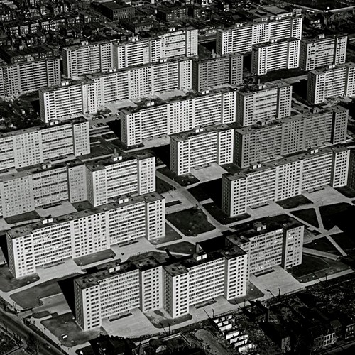 Photo of Pruitt-Igoe