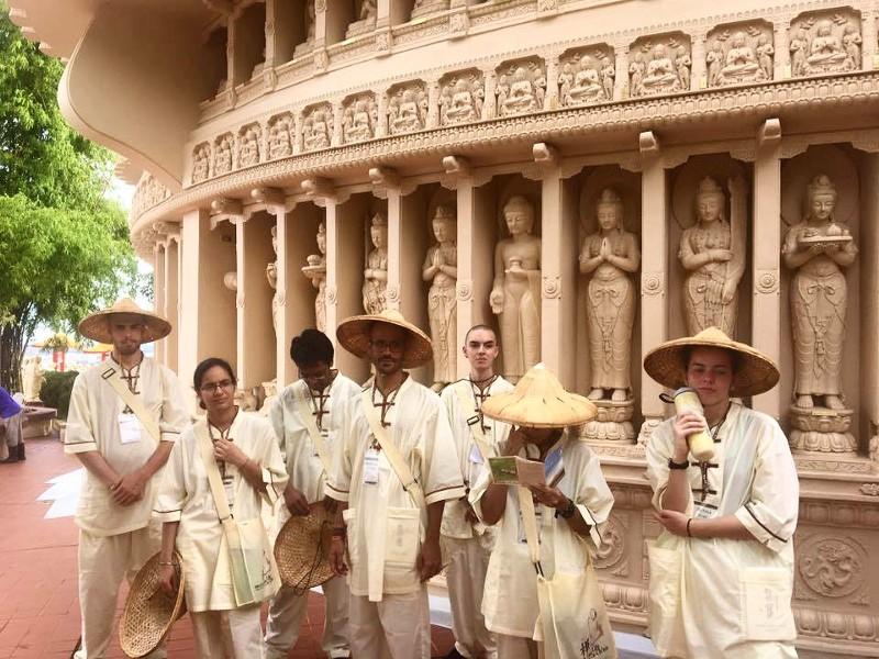 Image of aspiring monks