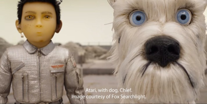 "Screenshot of ""Isle of Dogs"""