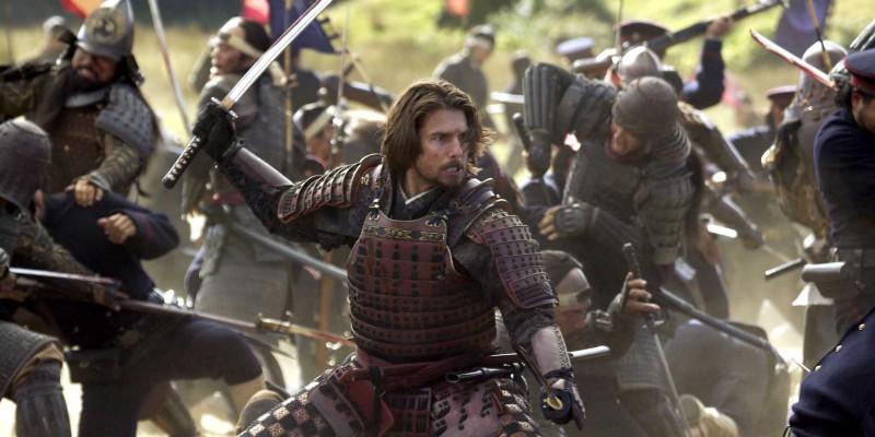 "Screenshot of ""The Last Samurai"""