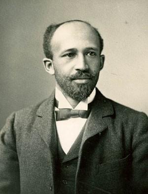 Photo of W. E. B. Du Bois