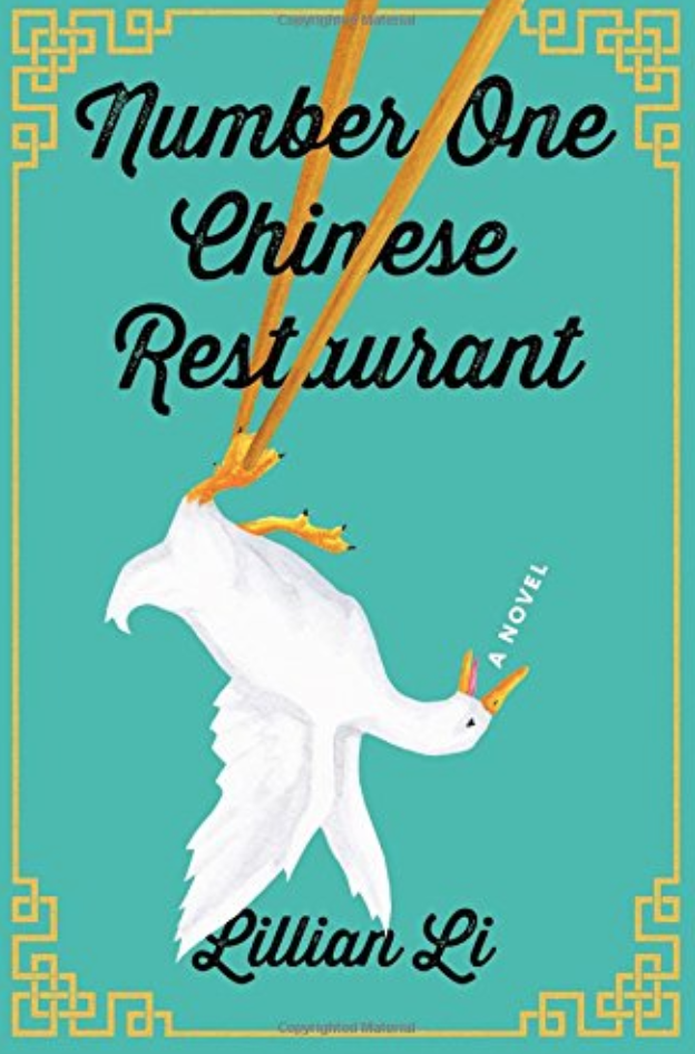 "Cover of ""Number One Chinese Restaurant"" by Lillian Li"