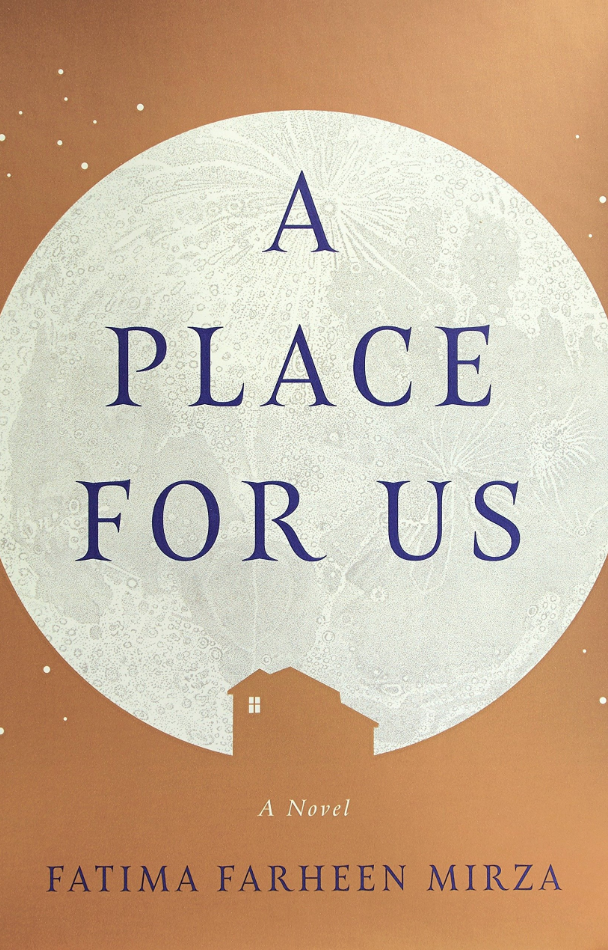 "Cover of ""A Place for Us"" by Fatima Farheen Mirza"