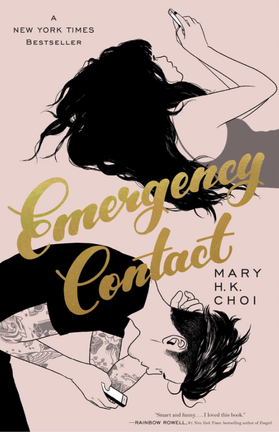 "Cover of ""Emergency Contact"" by Mary H.K. Choi"