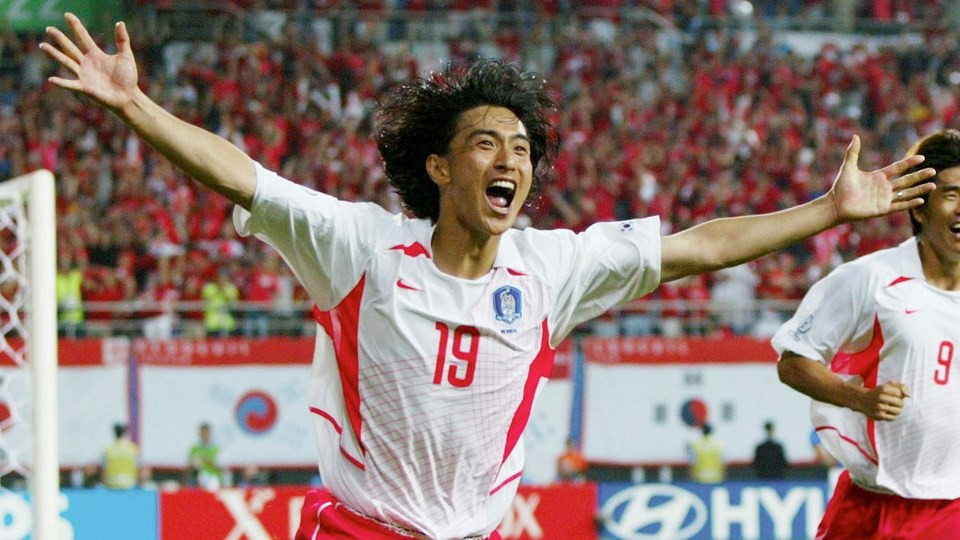 Photo of Ahn Jung Hwan