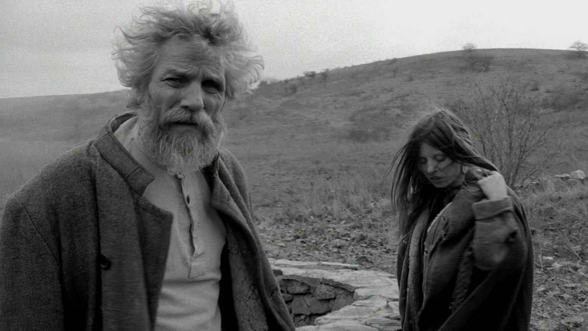 An image from the film The Turin Horse