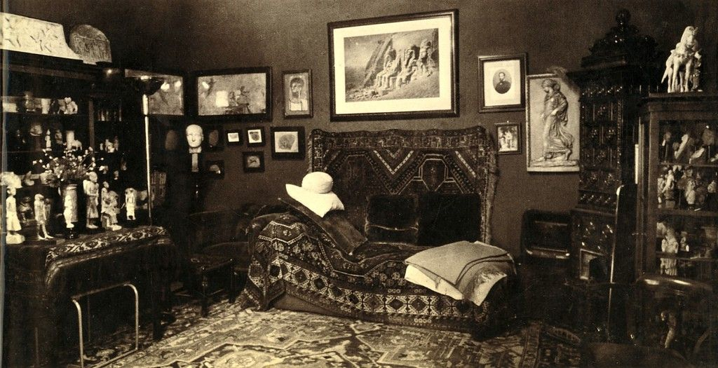 Photo of room and decorations