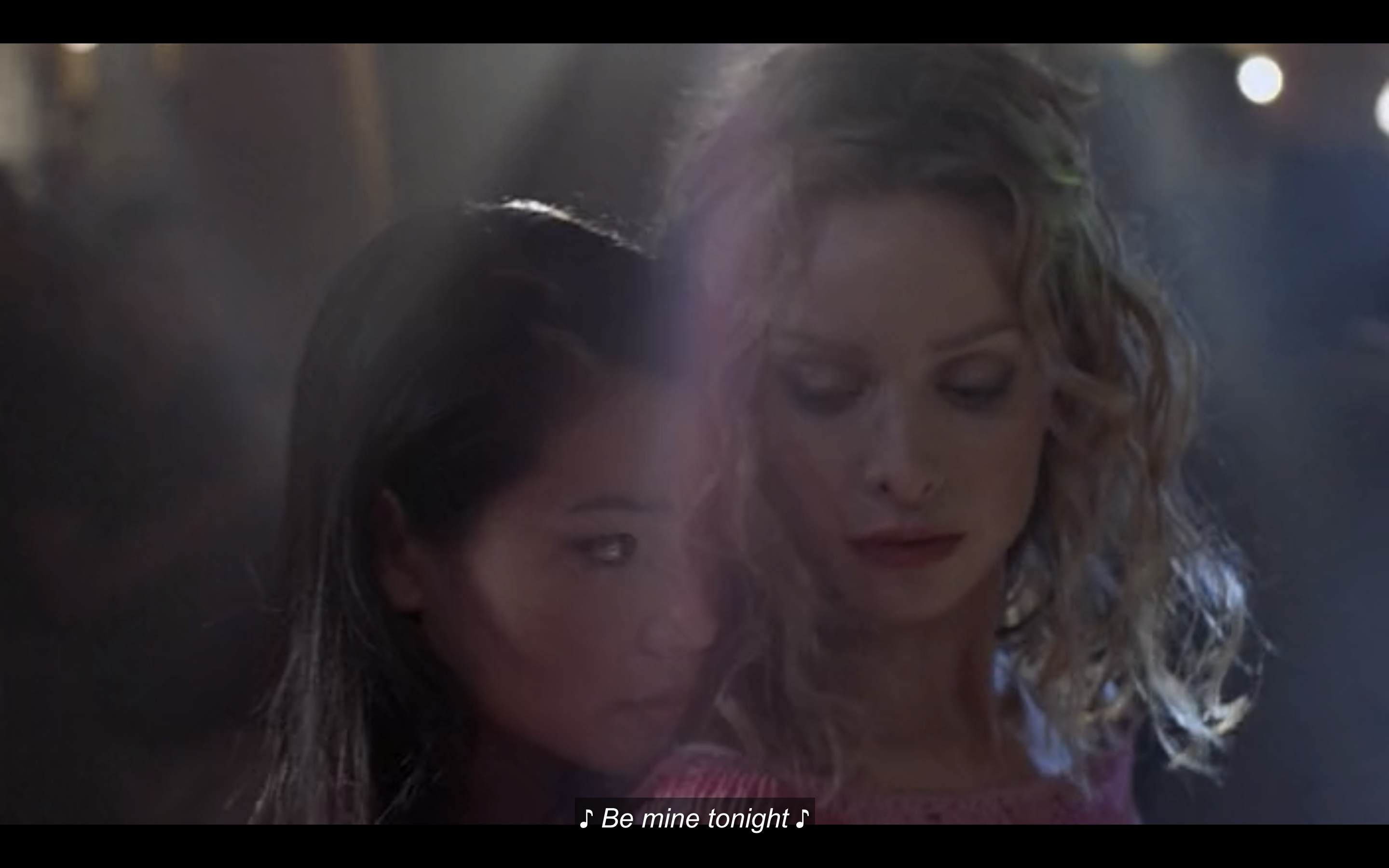 """Screenshot of Ally and Ling from """"Ally McBeal"""""""