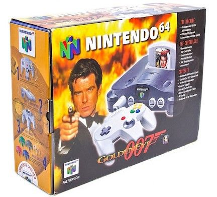 Photo of Nintendo 64