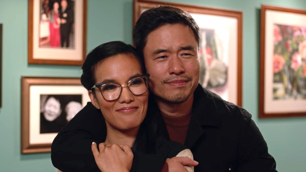 "Image of Sasha and Marcus from ""Always Be My Maybe"""