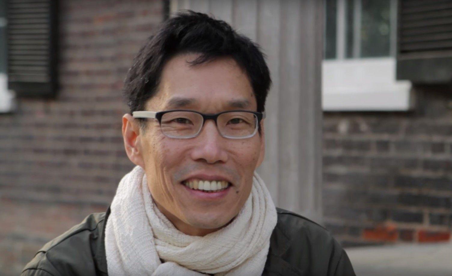 Photo of Richard Fung