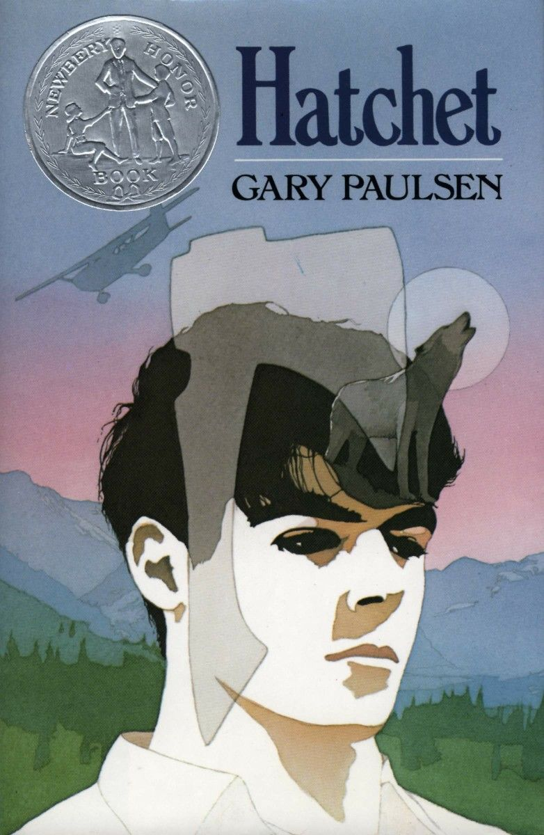"Cover of ""Hatchet"" by Gary Paulsen"