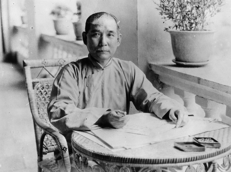 Picture of Sun Yat-Sen